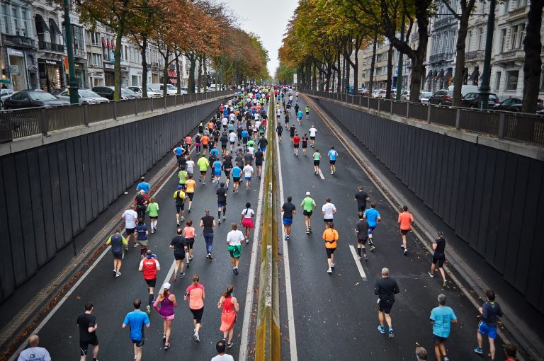 Why leadership is like running a marathon. – by Croft Edwards