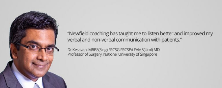 The Graduate Spotlight – Dr Kesavan